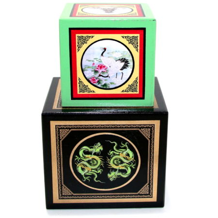Oriental Block Transformation (Drawer Die Box) by Michael Baker