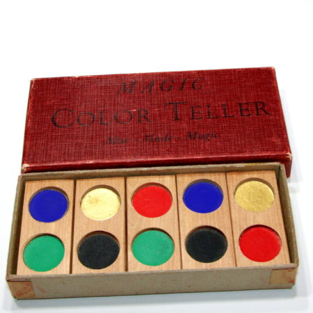 Magic Color Teller by Mac Made Magic