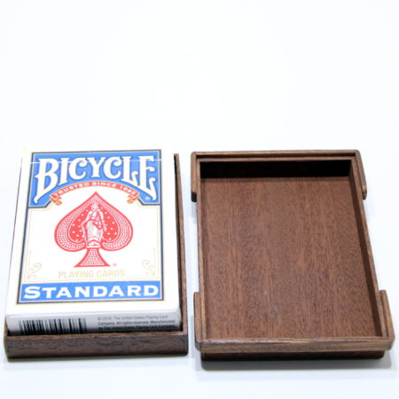 Pressure Card Box by Fedko Magic Company
