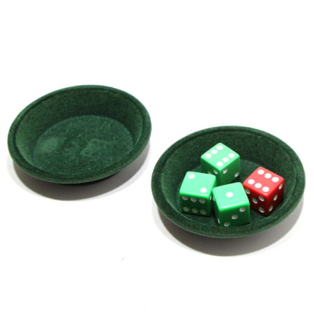 UFO Dice (Original) by Tricks Co., Toshio Akanuma