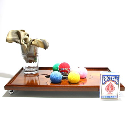 Penetra-Spheres (Hole in One) by Arsene Lupin