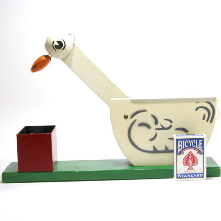 Otto The Automaton Duck by Laurie Ireland
