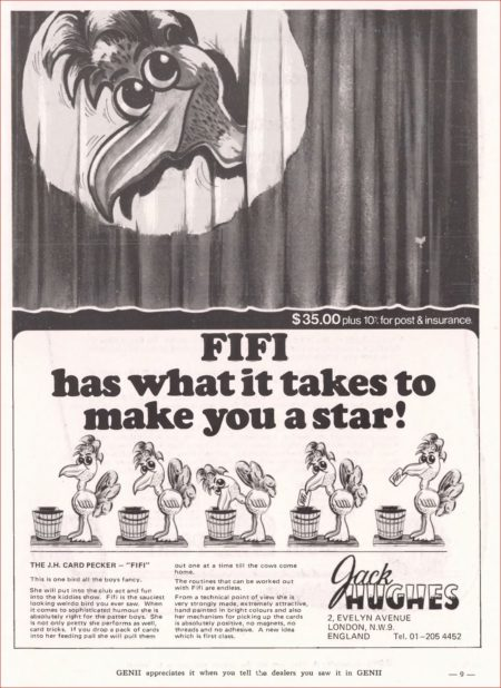 jack-hughes-fifi-the-card-pecker-ad-genii-1975-01