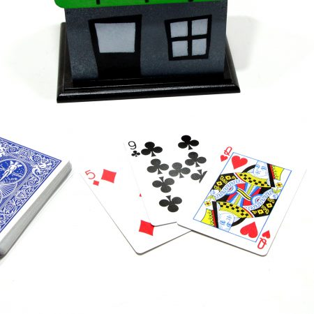 The Haunted House Rising Cards by Michael Baker, Harlan Tarbell