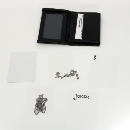 Translucent Jokers (Ltd. Edition of 24 sets) by Airship Magic, Dominique Duvivier, Jeff Busby
