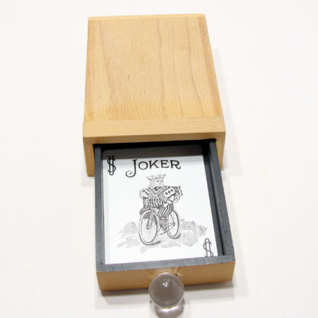 Bergs Improved Card Drawer by Marvin Cull, Joe Berg