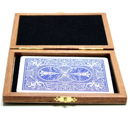 Mystified Card Box by Colin Rose